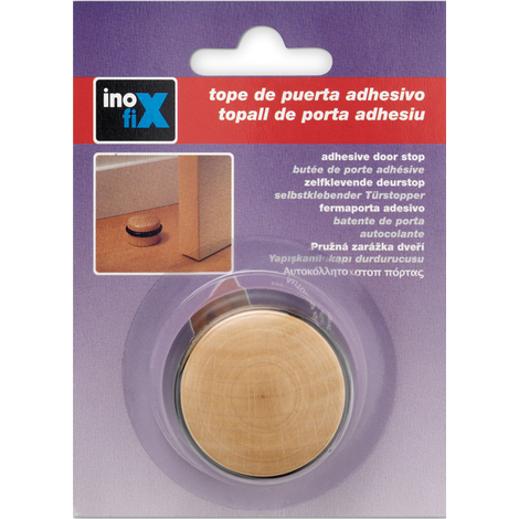 Tope Puerta Adh Roble - INOFIX - 2036-3