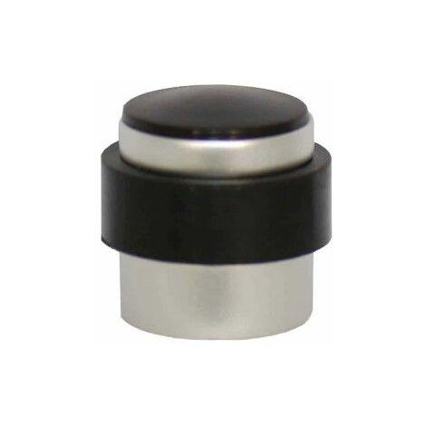 Tope reforzado Fundición de aluminio - Acabado plata