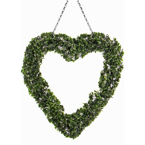 Topiary Coeur Couronne   Pukkr