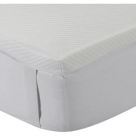 Topper/sovramaterasso viscoelastico Comfort Plus con aloe vera 5 cm