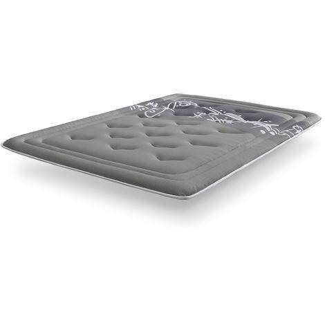 Topper Viscografeno Nova Confort de SonnoMattress, Altura 4 cm