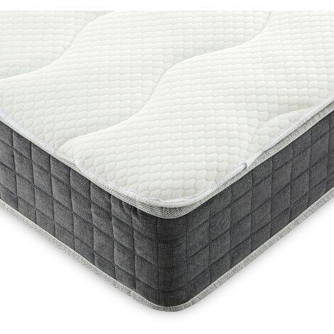 Topper Viscorelax 3cm para cama 135x190cm