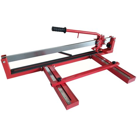 TOPWAY Heavy Duty High Precision Manual Ceramic Porcelain Tile Cutter 800MM
