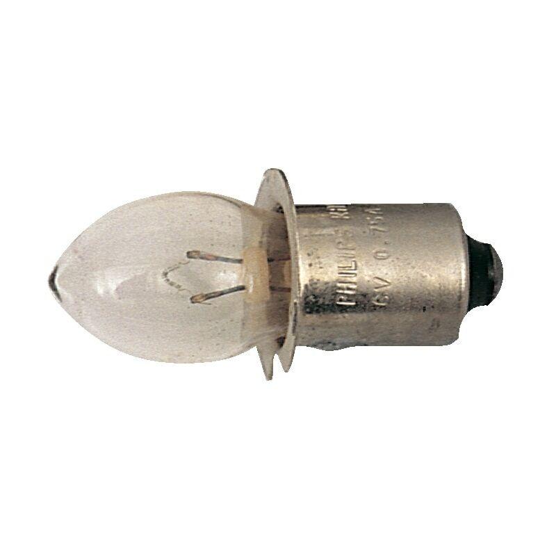 Image of 3.6V 0.85A Xenon Bulb 2-P CE Set- you get 5 - Edison