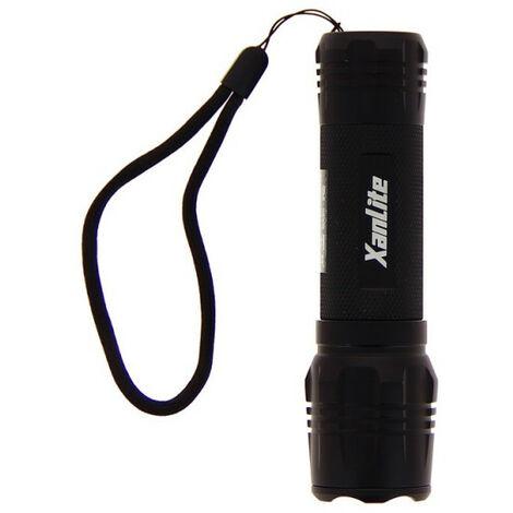 Torche LED métallique - 600 lumens - ultra résistante | Xanlite