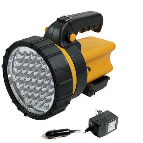Lampade Portatili A Led Professionali.Torcia Led A Batteria Faro Portatile Pila Proiettore Da Ricerca Lampada Da Lavoro
