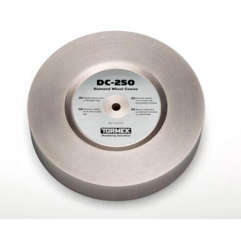 Tormek : Meule Diamand grosse grain 350 DC-250 + produit anti-corrosion