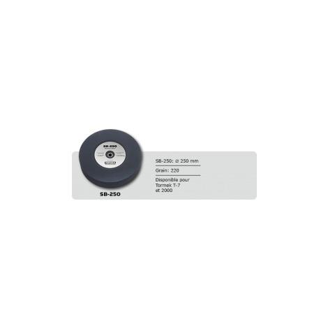 Tormek : meule supergrind SB-250 Blackstone silicon
