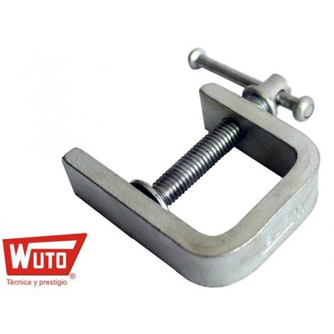 Tornillo apriete marqueteria 35x31mm wuto