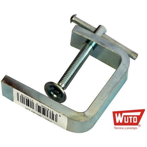 Tornillo apriete marqueteria 50x31mm wuto