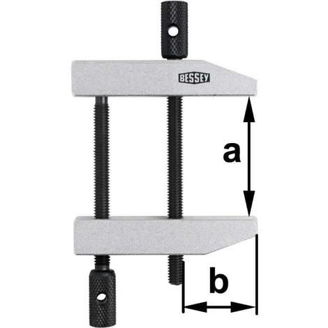 Tornillo de apriete paralelo PA 46/26 Bessey