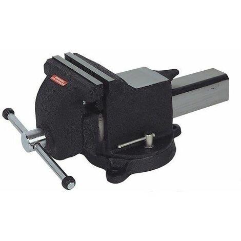 Tornillo de banco 100 mm METALWORKS 100 black