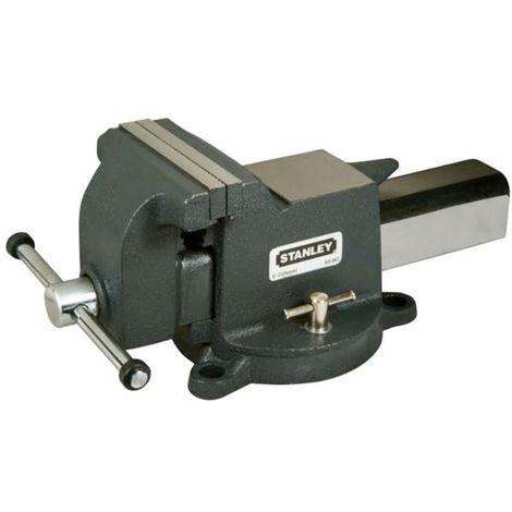 Tornillo de banco de carga pesada MaxSteel 100 mm - STANLEY - Ref: 1-83-066