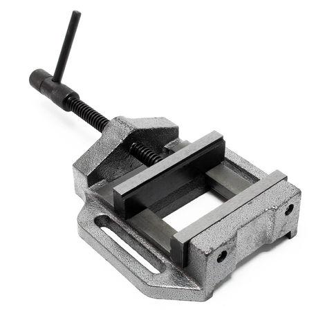 Tornillo de banco industrial 150 mm Herramienta taller Banco trabajo Sujeción piezas Pulir Taladrar