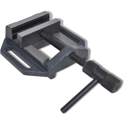 Tornillo de banco manual 90 mm