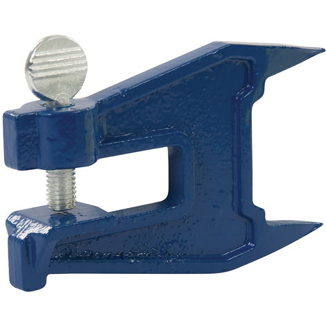Tornillo de banco para motosierras (16 mm)