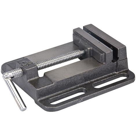Tornillo de banco para taladro de columna 100 mm - NEOFERR