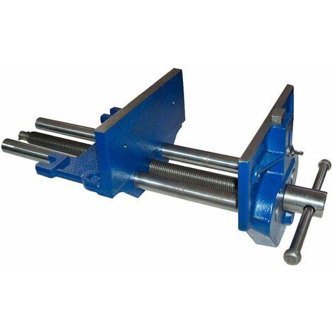 Tornillo de banco rápido en fundición de 360 mm HVRQ 802 YORK