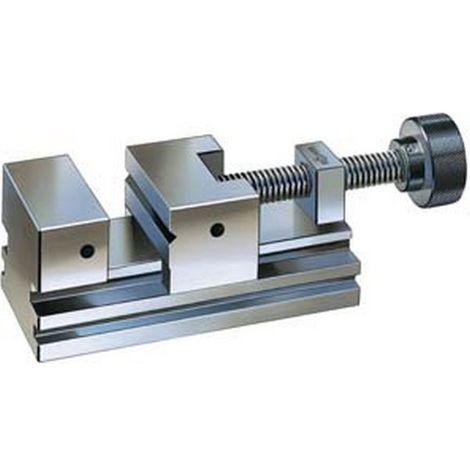 Torno de precisión PL-G de brocas fileteadoe, tamaño : 1, Ancho de las bocas 73 mm, capacidad de fijación 100 mm, altura des bocas : 35 mm, altura total : 67 mm