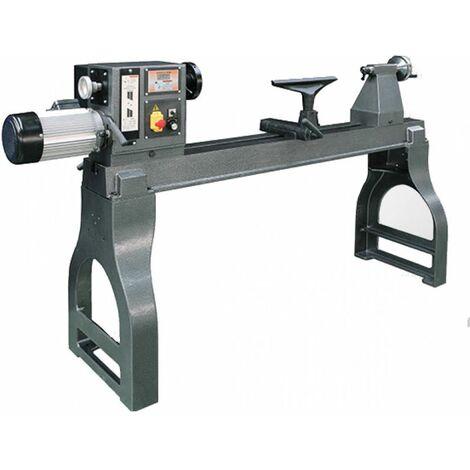 Torno para madera con variador de velocidad MC 2242 VF Lombarte