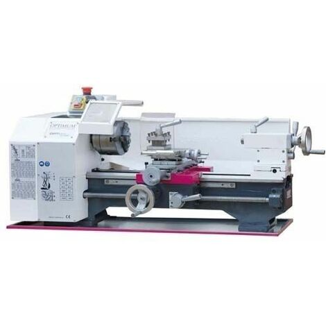 TORNO TU 2406, 400 V. 250X550 MM. OPTIMUM