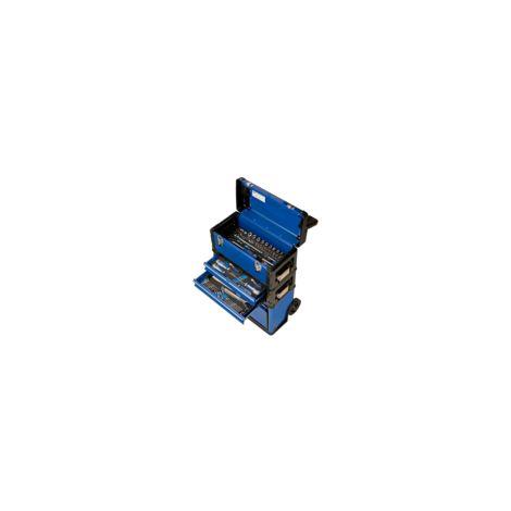 Torre 3 cajones sobre ruedas con 60 herramientas 9021FTW520FF1 IRIMO
