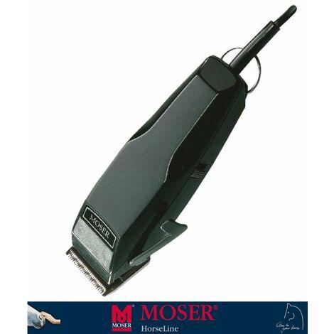 Tosatrice Moser a corrente silenziosa 6 regolazioni di taglio per cani e cavalli