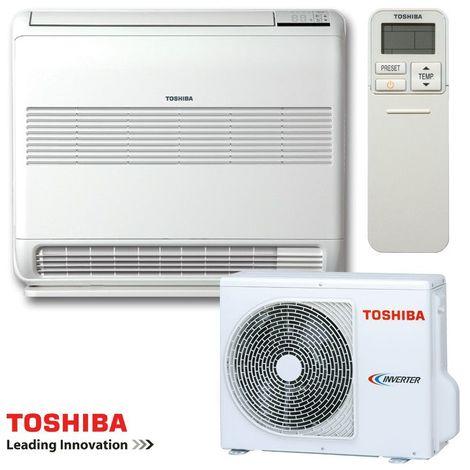 TOSHIBA BI-FLOW RAS-B10U2FVG-E1 / RAS-10PAVSG-E 2500W A++/A+
