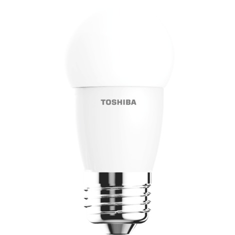TOSHIBA - Bombilla Mini Globo
