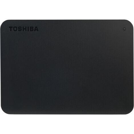 Toshiba Disque dur externe Canvio Basics, USB 3.0, 2000 Go, Noir (HDTB420EK3AA)