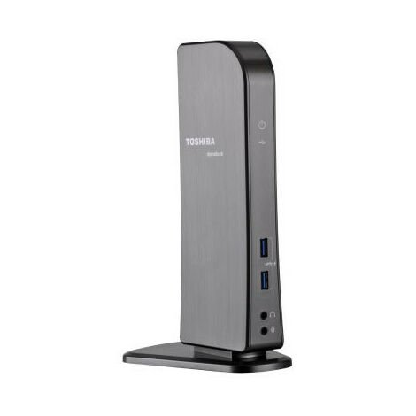 Toshiba Dynadock U3.0 Universal USB 3.0 Docking Station - station d'accueil USB (PA3927E-2PRP)
