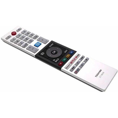 TOSHIBA, TELECOMMANDE TV RC42151 CT-8528 TOSHIBA