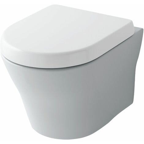 TOTO Wand-WC MH tief, randlos weiß CW162Y