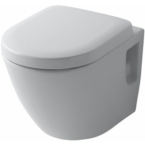 TOTO Wand-WC NC tief, randlos weiß CW762Y