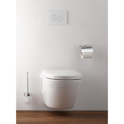 TOTO Wand-WC Wand-WC NC tief, randlos weiß