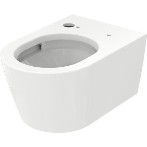 TOTO Wand-WC Wand-WC RP tief, randlos weiß