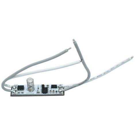Touche Dimmer Tecnel para Tiras de LED 12/24V TER4042T