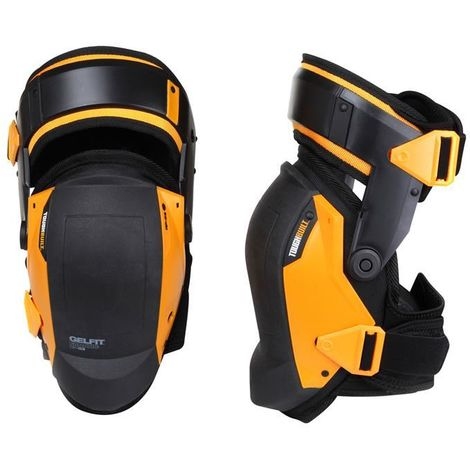 ToughBuilt T/BKPG3 GelFit Fanatic Stabilisation Knee Pads