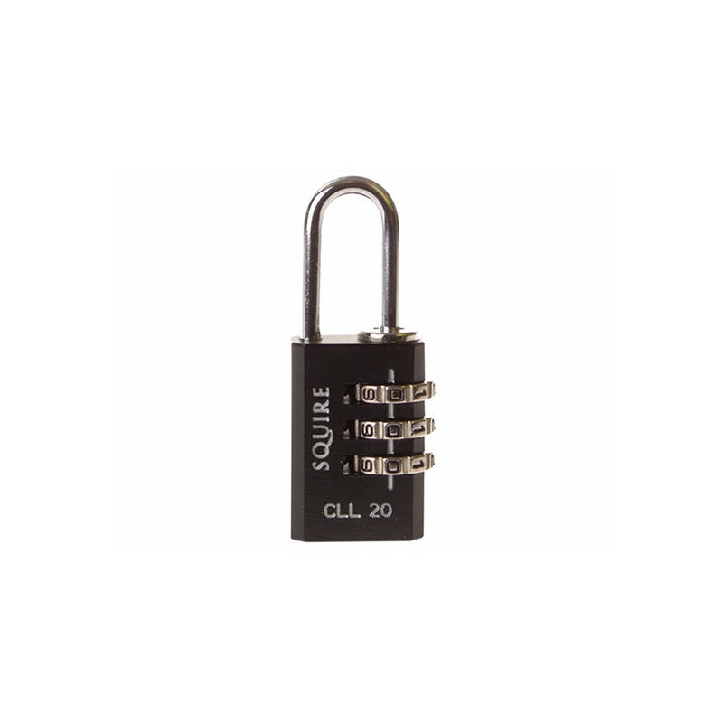 Image of Henry Squire Toughlock Combination Padlocks - 30mm Pack of 3