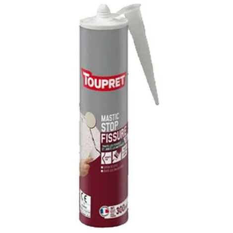 TOUPRET Crack Stop Putty 300ml Grey - BCMACEXG300