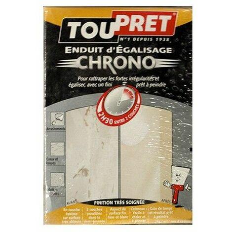 Toupret enduit d'égalisage CHRONO 1kg -