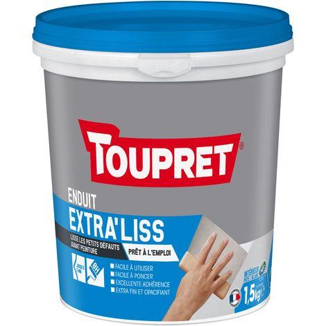 Toupret Enduit Extra'Liss pâte pot 1,5 kg