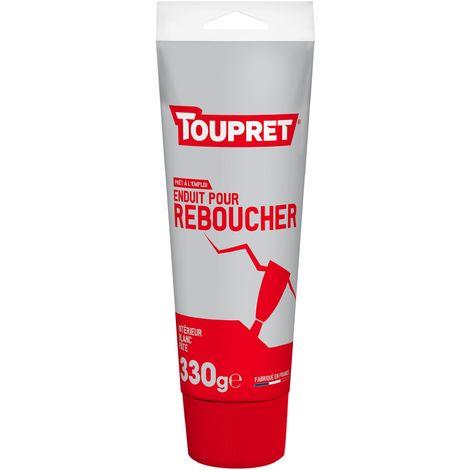 Toupret Enduit pour reboucher pâte tube 330 gr