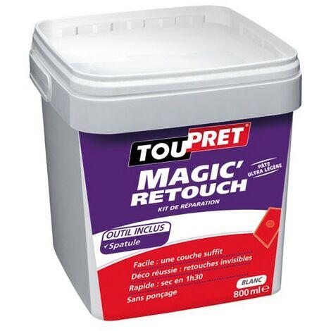 TOUPRET - Kit de réparation Magic Retouch - 800 mL + spatule