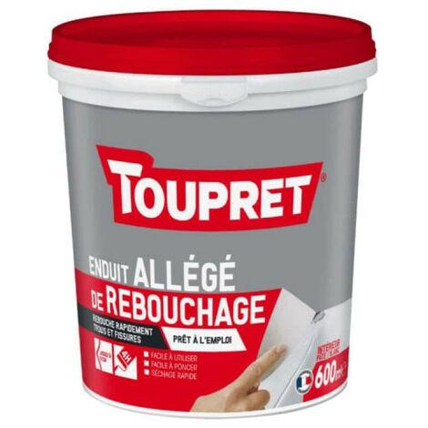 TOUPRET Lightweight 600ml Filler Paste - BCAL0.6