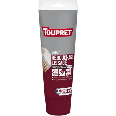 Toupret Rebouchage lissage 2 en 1 tube 330 gr