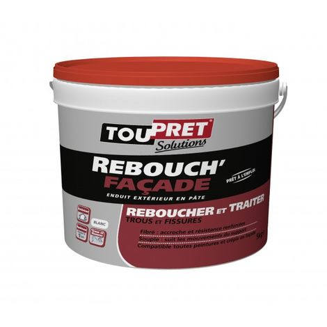 TOUPRET Rebouch'façade -