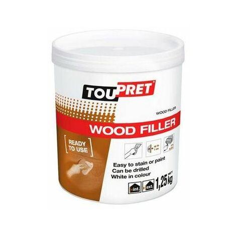 Toupret RPBO1.25KG Wood Filler 1.25kg