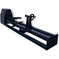 Tour à bois 1000 mm 400 W