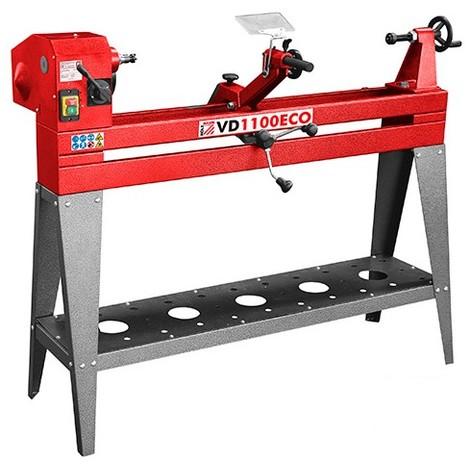 Tour à bois à copier L. 1000 mm 230V - 750 W - VD1100ECO-230V HOLZMANN - -